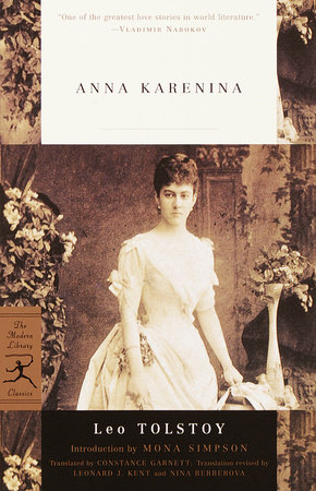 Anna Karenina Book Cover Picture
