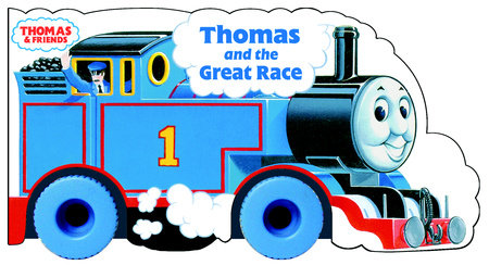 Thomas and the Great Race (Thomas & Friends) by Rev. W. Awdry