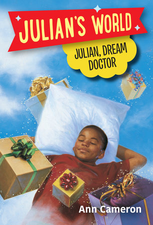 Julian, Dream Doctor by Ann Cameron