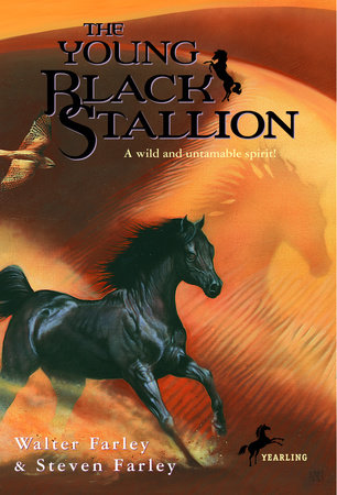 The Young Black Stallion by Walter Farley and Steven Farley