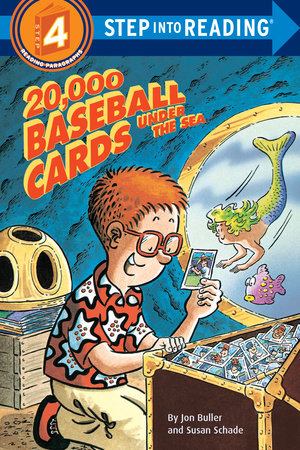 20,000 Baseball Cards Under the Sea by Jon Buller