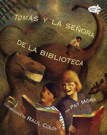 Tomas y la Senora De la Biblioteca