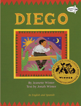 Diego by Jonah Winter