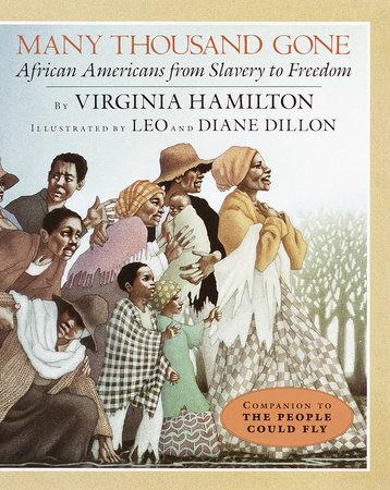 Many Thousand Gone by Virginia Hamilton