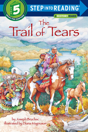 The Trail of Tears by Joseph Bruchac