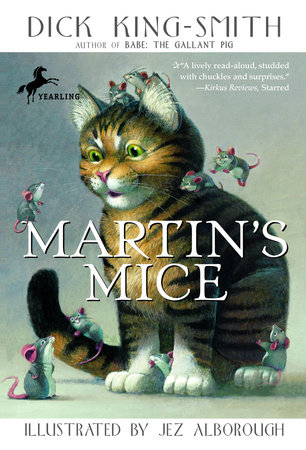 MARTINS MICE by Dick King-Smith