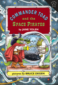 Commander Toad and the Space Pirates