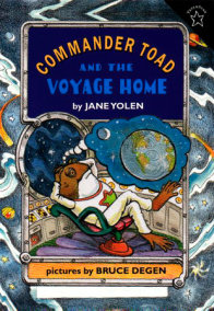 Commander Toad and the Voyage Home
