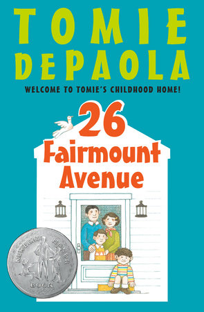 26 Fairmount Avenue by Tomie dePaola