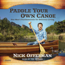 Paddle Your Own Canoe Cover