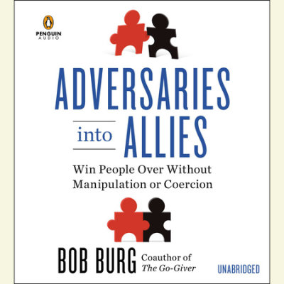 Adversaries into Allies cover