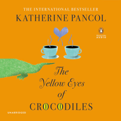 The Yellow Eyes of Crocodiles cover