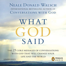 What God Said Cover