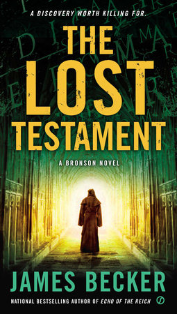 The Lost Testament by James Becker