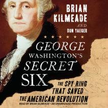 George Washington's Secret Six Cover