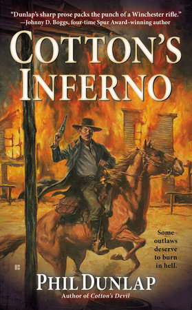 Cotton's Inferno by Phil Dunlap