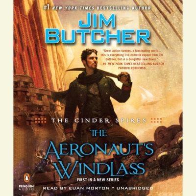 The Cinder Spires: The Aeronaut's Windlass cover
