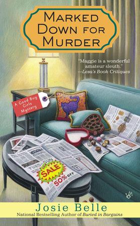 Marked Down for Murder by Josie Belle