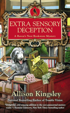 Extra Sensory Deception by Allison Kingsley