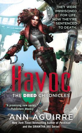Havoc by Ann Aguirre