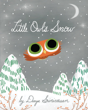 Little Owl's Snow by Divya Srinivasan