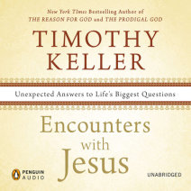 Encounters with Jesus Cover