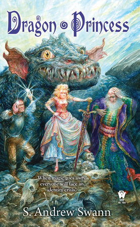 Dragon Princess by S. Andrew Swann