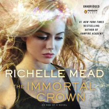 The Immortal Crown Cover