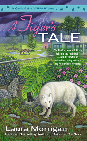 A Tiger's Tale by Laura Morrigan