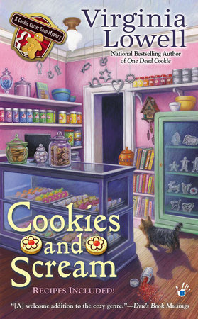 Cookies and Scream by Virginia Lowell