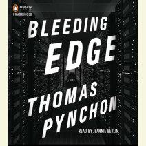 Bleeding Edge Cover