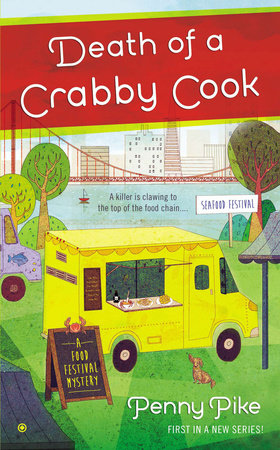 Death of a Crabby Cook by Penny Pike