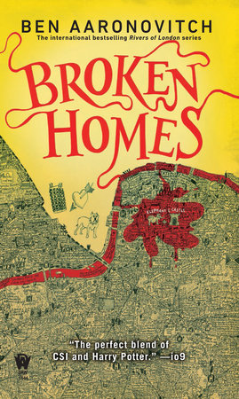 Broken Homes by Ben Aaronovitch