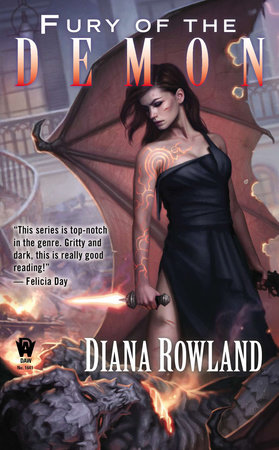 Fury of the Demon by Diana Rowland