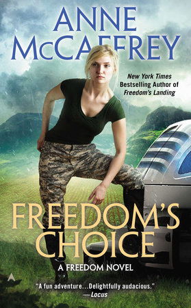 Freedom's Choice by Anne McCaffrey