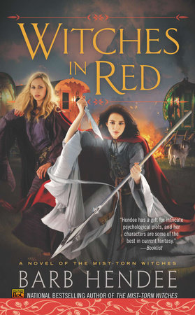 Witches in Red by Barb Hendee