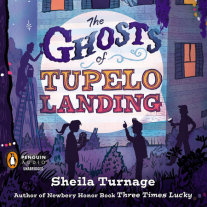 The Ghosts of Tupelo Landing Cover
