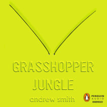 Grasshopper Jungle Cover