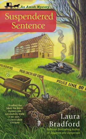 Suspendered Sentence by Laura Bradford