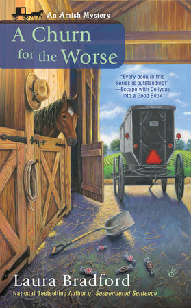 A Churn for the Worse by Laura Bradford