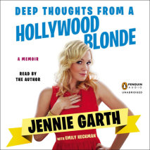 Deep Thoughts From a Hollywood Blonde Cover