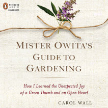 Mister Owita's Guide to Gardening Cover