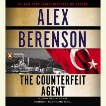The Counterfeit Agent Cover