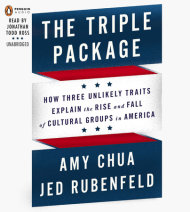 The Triple Package Cover