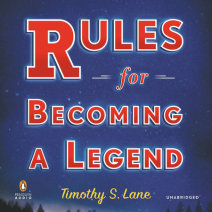 Rules for Becoming a Legend Cover