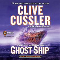 Ghost Ship Cover