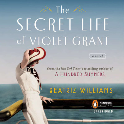 The Secret Life of Violet Grant cover