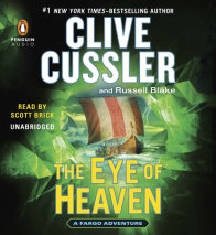 The Eye of Heaven Cover