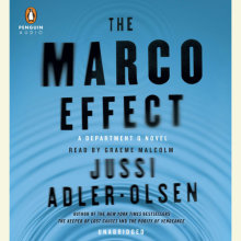 The Marco Effect Cover