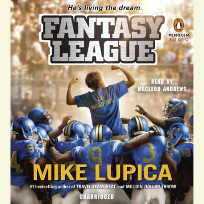 Fantasy League cover